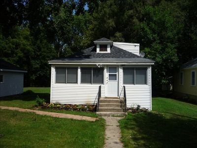 Photo for Twin Lakes Rental One Block from Lake Elizabeth