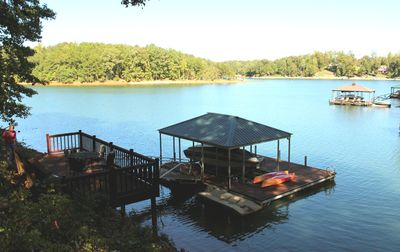 Photo for Beautiful Lake Keowee Home - Featured in Upstate Lake Living Magazine!