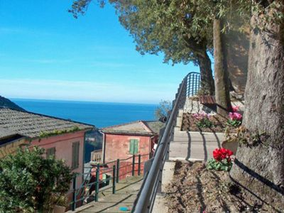 Photo for City  / Village Apartment in Levanto with 2 bedrooms sleeps 5