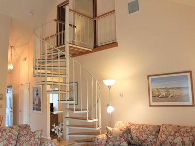 Photo for PRETTY DETACHED HOME IN BREWSTER'S RENOWN OCEAN EDGE LUXURY RESORT!