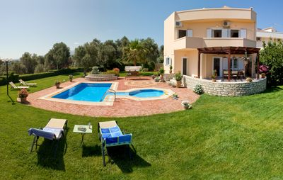 Photo for Spacious, Quiet With A Private Pool,bbq, Breathtaking View-villa Elisabeth