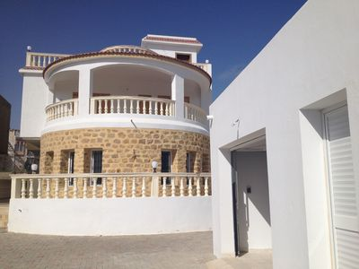 Photo for Villa with pool 200 meters from the sea.