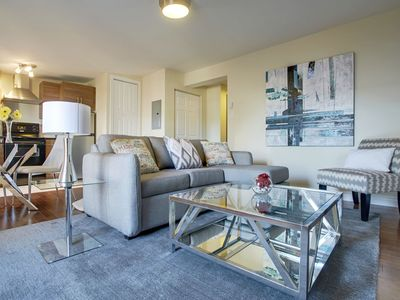 Photo for Sonder | Beaudry | Stunning 1BR + Sofa Bed