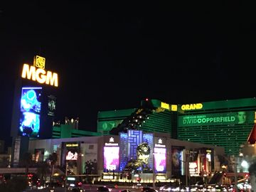 MGM Grand, Las Vegas, NV, USA