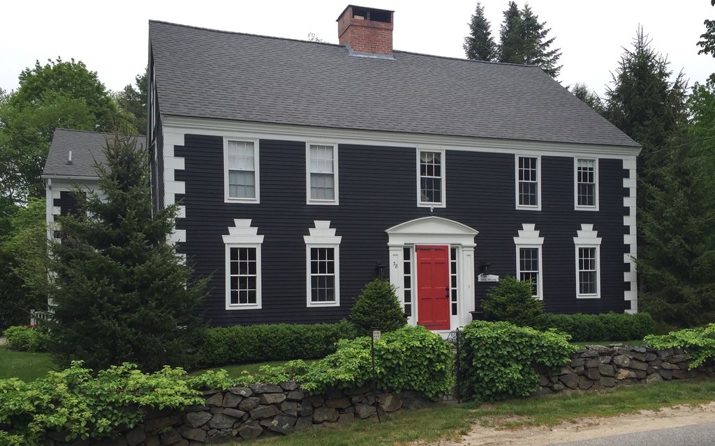 Historic Well Appointed Kennebunkport Home Homeaway