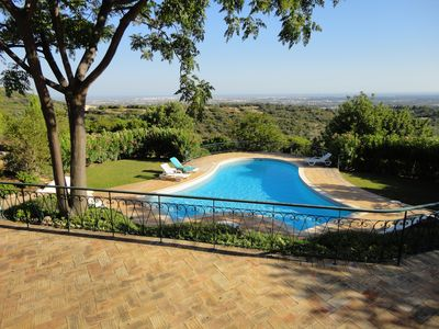 Photo for Beautiful Villa With Wonderful Panoramic Coastal Views And Private Heated Pool