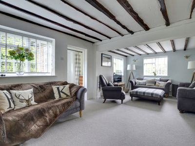 Photo for Vacation home Flackley Ash Hill in East Sussex - 6 persons, 4 bedrooms