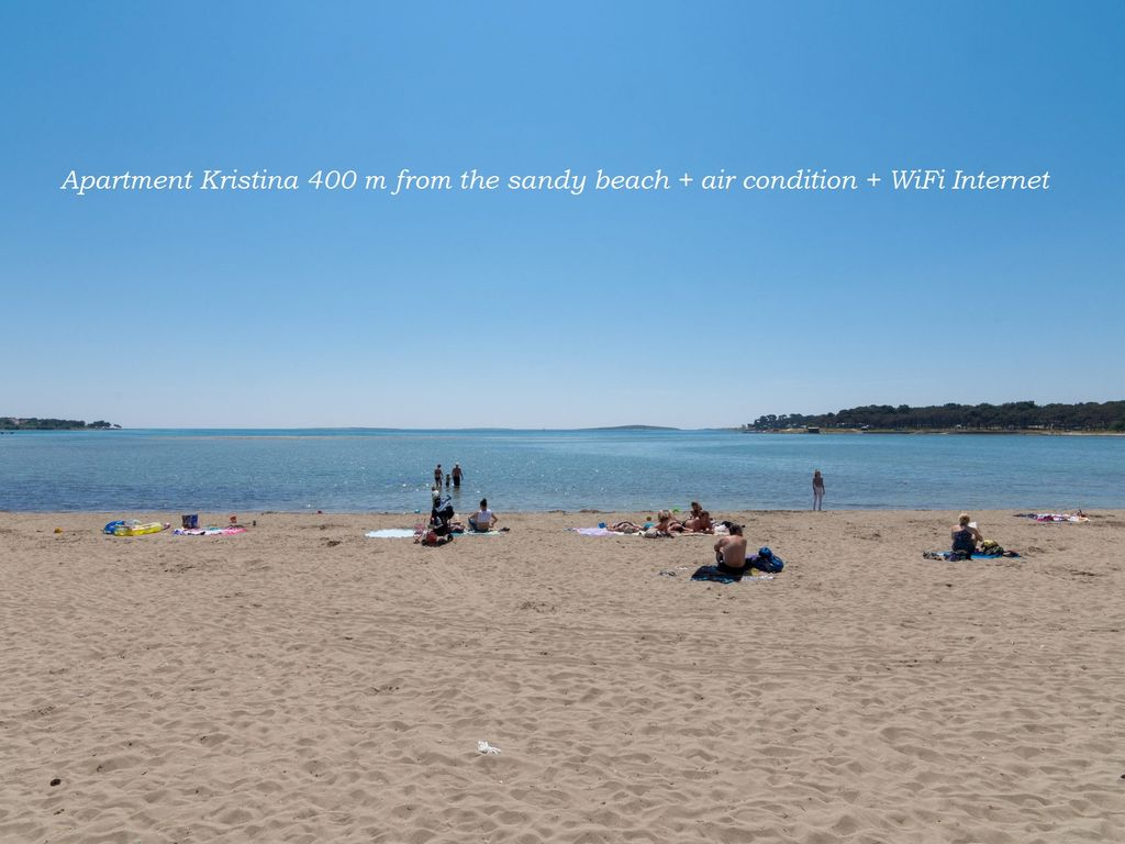 Apartment Kristina 400 M From The Sandy Bea Homeaway