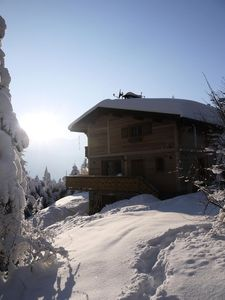 Photo for Large ski chalet at the foot of Carroz d'Araches - Chalet 6 rooms 10 people