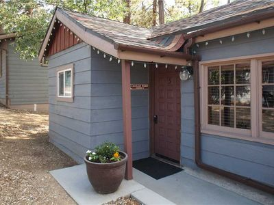 Photo for Grizzly Bear Cottage- WiFi, HBO! Walk to Village! FREE 2 hour Bike/Kayak Rental!