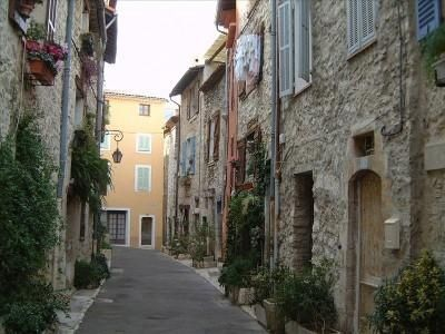 Photo for Vence - Beautiful Home built into the Ramparts of Medieval Village