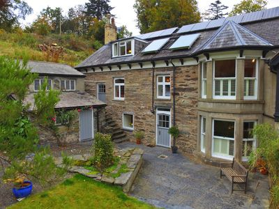 Photo for 4BR House Vacation Rental in Machynlleth