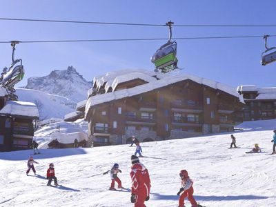 Photo for EXCEPTIONAL: on track center Valmorel family appart grandiose view and sun