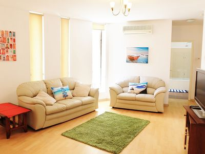 Photo for 2BR Apartment Vacation Rental in Larnaca