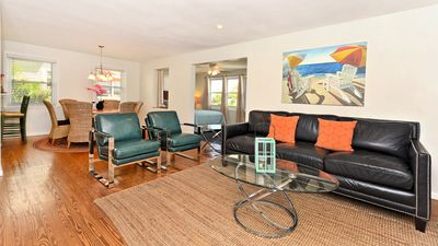 Photo for Key West Suite, updated and exquisite located within 60 steps to the beach