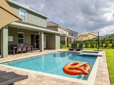 Photo for ACO Premium-8Bd Pool,Spa, Grill and GameRoom(1826)