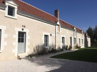 Beautiful house near village and chateaux