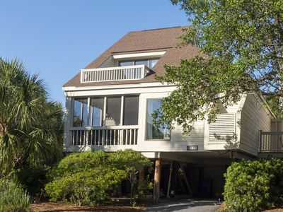 Photo for Completely Remodeled! 2 BR/2BA!  Close to Beach! Golf Course & Lagoon View!