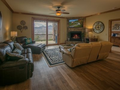 Photo for Get Away from it ALL in the mountains, Low Rates and Amazing Views 1D