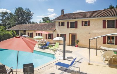 Photo for 4 bedroom accommodation in Verteillac