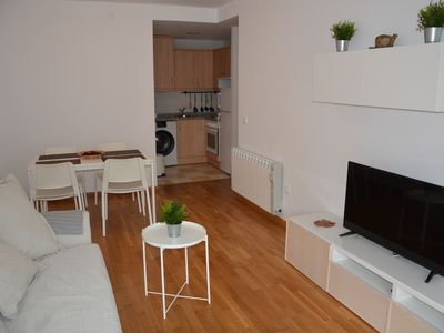 Photo for New apartment with pool in excellent area.