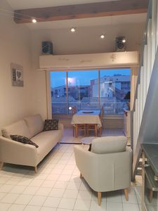 Photo for CAP D'AGDE RICHELIEU Residence ARCHIPEL 2 Type T2 mezzanine 55 m²