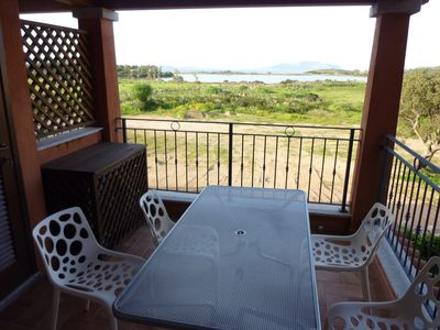 Photo for Apartment in residence with sea view