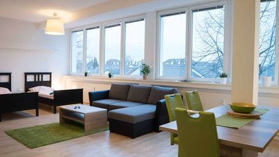 Photo for 1BR Apartment Vacation Rental in Langenfeld