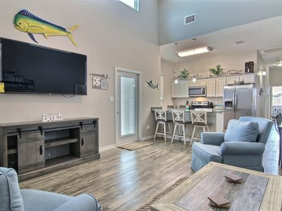 Photo for TiKi I:  Ocean Breeze, Pets, Shared Pool,