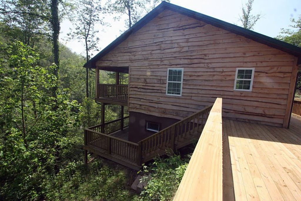 Property Image#2 Appalachian Mountain Vacation Cabin In Bristol, Virginia    Tennessee