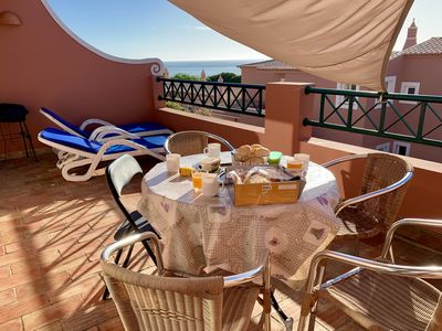 Photo for duplex house 2 bedrooms 2 bathrooms ocean view with pool