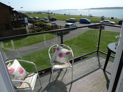Photo for Cottage Harbourside direct Sea View