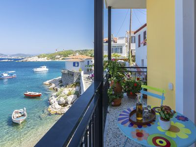 Photo for Apartment Kokkari Samos Greece ,Efthimia