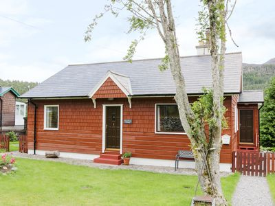 Photo for 3 STRATHANMORE COTTAGES, pet friendly in Strathconon, Ref 982701