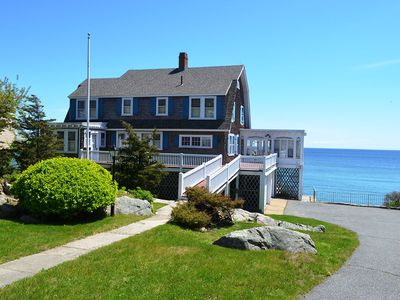 Photo for Gloucester, MA 5 BR Waterfront, Beach Access w/ Full Kitchen, WiFi & More!