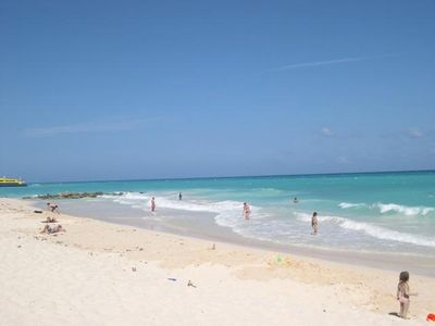 Photo for Villa Kiin,In Playacar Phase 1 ,40 steps to the beach