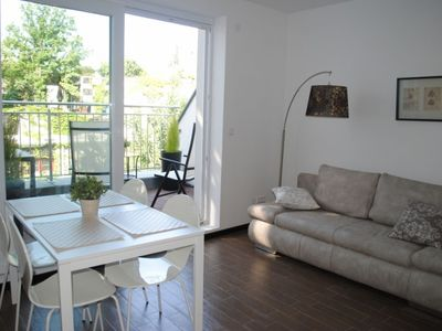 Photo for Kunsthaus Top 18 apartment in 03. Landstraße with WiFi, air conditioning & private terrace.