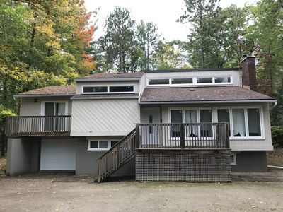 Photo for 3 Bdrm Cottage Steps From Bluewater Beach on Beautiful Georgian Bay