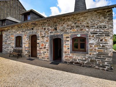 Photo for Lovely Cottage in Petites Tailles with Terrace