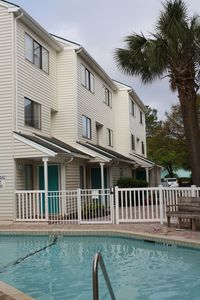 Photo for Spacious Beach Townhome, Ocean Block, Sleeps 10
