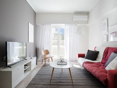 Photo for Central Stylish 1BD Apartment in Plaka