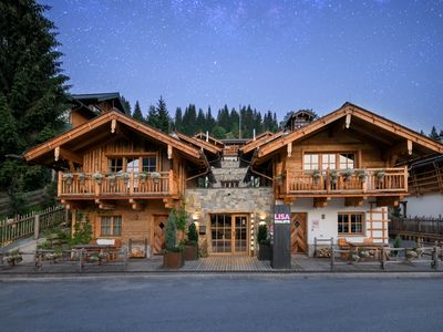Photo for The chalet Lisa for 6 persons is located in Austria, with sauna.