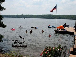 5 Bedroom Main Lake Home With Kid S Play Homeaway Bracey
