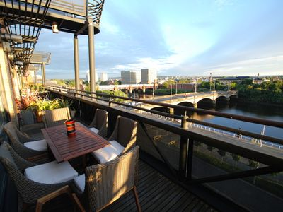 Photo for Executive Standard Penthouse Duplex in Glasgow City Centre, Incredible Views