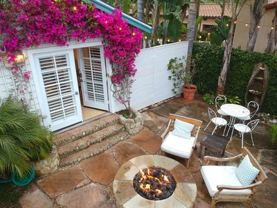 Patio - Welcome to Montecito! This cottage is professionally managed by TurnKey Vacation Rentals.