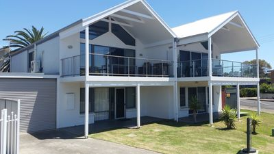 Beachcomber Port Elliot Encounter Holiday Rentals Beachfront Horseshoe Bay