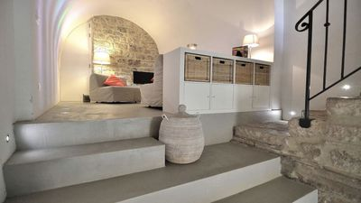 Photo for Authentic Cave House in the heart of the Village!