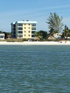 Photo for Fort Myers Beach condo, 3rd floor, privately owned 2 bedrooms, 2 bathrooms