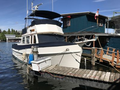 Photo for Classic Yacht, Custom Cruises, Seattle's Waterfront In Beautiful Lake Union