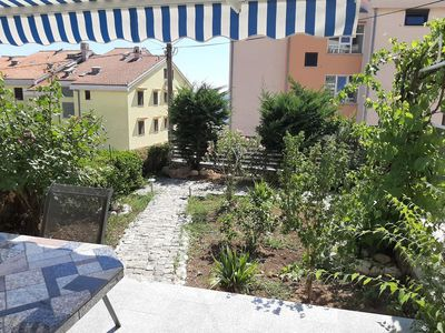 Photo for Studio flat with terrace Crikvenica